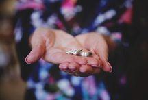 REAL WEDDINGS -- Getting Ready