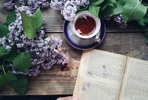 Coffee, Tea, Books...