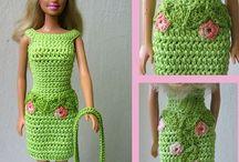 bonequinha crochet