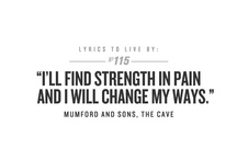 Lyrics to live by / by Squegg Brand Consultants
