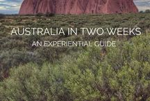 Great Southern Land / Planning for my Trip around Australia