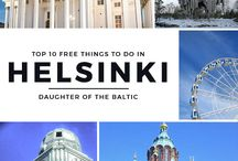 Home called Helsinki / Dedicated to my beautiful Helsinki - the place I call home.