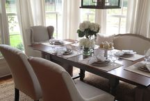 dining room / by Gwendolyn Latson