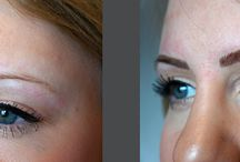 Semi permanant makeup