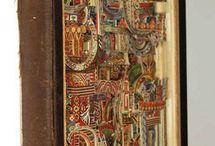 Book art & tags