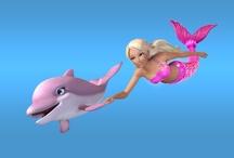 Barbie In A Mermaid Tail