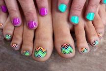 Toe nail designs  / by Julie Boleman