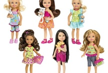 Toys for girls / by Tiffany