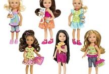 Toys for girls / by Tiffany Larkin