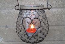 Drátované lucerny