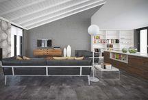 Divina Cork Floors - Series D by JPSCorkGroup / Cork floating floor with digital printing decoration.