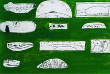 Álvaro Lapa / The work of Álvaro Lapa develops in successive series of narratives and so has been presented, this apparent suggestion of continuity, moving stories._O trabalho de Álvaro Lapa desenvolve-se em sucessivas séries de narrativas e assim tem vindo a ser apresentado, nessa aparente sugestão de continuidade, de histórias em movimento.