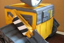 Торт робот