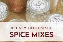 Spices & Pre-Mixes