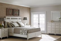 Stanley Cypress Grove / The natural, organic shapes and clean lines of Cypress Grove are a contemporary take on classic cottage styling. http://www.carolinarustica.com/stanley-furniture/cypress-grove / by Carolina Rustica