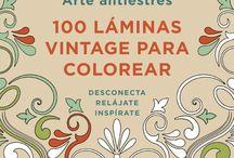 Livro Anti-Stress para Colorir