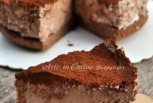 torta africana con mousse alla nutella