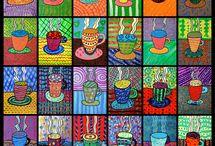 Kuvis 3-6lk/ Art lessons grades 3-6