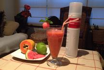 Bebidas de fruta