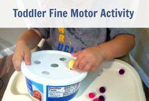 Toddler Fine MOtot