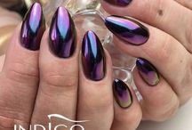 cameleon nails