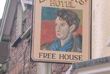 Literary Wales