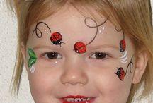 schmink lieveheersbeestje
