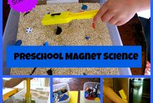 Science- Magnets / by Jamie McShane