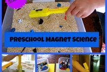 Preschool Ideas / by Jamie Emmons