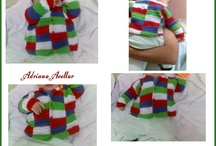 Abavellar Baby Knit/ crochet