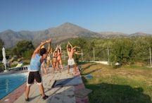 Yoga / Photo alboum pramana yoga