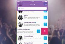 Mobile UI \\ Lists