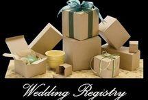 Bride and Groom 2014 Registry | #brideandgroom2014registry / Our registry