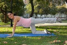 ejercicios en el embarazo