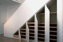 merdiven alti
