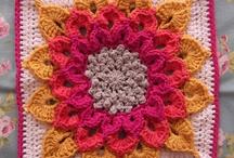 Crochet Motifs/Stitches/appliques / by Jessica Jones