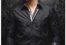 AU NOIR tarantino / The AU NOIR highest quality men's dress shirts. Find them at www.mensdressshirts.ca