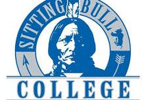 Sitting Bull College / NAHT donates 5% of all after tax products to Sitting Bull College on the Lakota reservation.