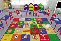 Çocuk Odası İçin Halılar