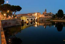 The history of Rimini