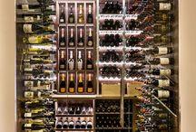 Wines displays