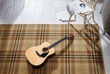 Tartan Style / Tappeti disegno scozzese Tartan