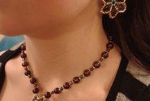 Mes création sur  A little market / bijoux en perles