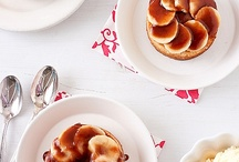 Food ♡ Mini cakes/pies