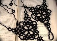 crochet and knitting / by Elise Gradyan Averett