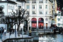 Switzerland  / by Marianne Krivan