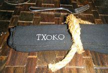 Hoy en el Txoko cocinamos ... / Recetas para compartir y sentarse alrededor de una mesa