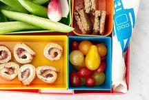 lunch box/kids food/snacks