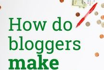 Money and Blogging