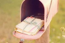 Mailboxes / by Laura Denney-Lawson